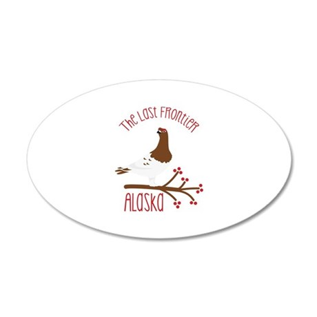 The Last Frontier Wall Decal
