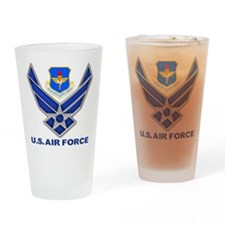Air Education Command Drinking Glass
