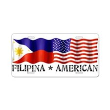 Cute Philippine Aluminum License Plate