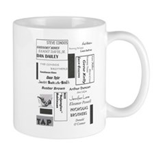 Tap Dance Greats Mug