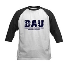 BAU Criminal Minds Baseball Jersey