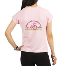 2-Sided Bike Love Performance Dry T-Shirt