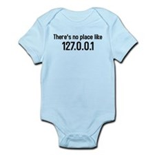 there's no place like 127.0.0.1 Onesie