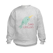 Sea Unicorn Sweatshirt