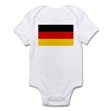 Germany Flag Infant Bodysuit