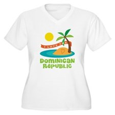 I Love The Domini T-Shirt