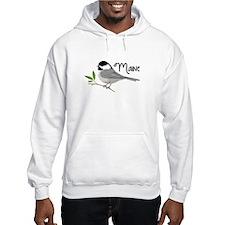maiNe Chickadee Hoodie