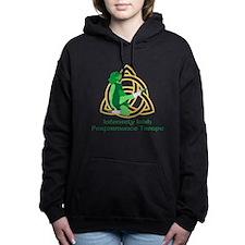 Intensely Irish Dark Women's Hooded Sweatshirt