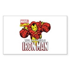 The Invincible Iron Man 2 Decal