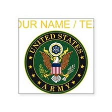 Custom U.S. Army Symbol Sticker