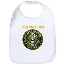 Custom U.S. Army Symbol Bib