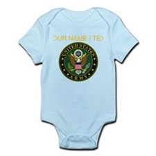 Custom U.S. Army Symbol Body Suit