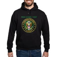 Custom U.S. Army Symbol Hoody