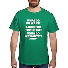 Tourettes T-Shirt T-Shirt