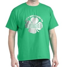 Shamrock Stumble W T-Shirt