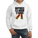Happiness Is A Warm 12 Gauge Jumper Hoody
