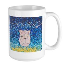 Fat Dog - Night Dog Mugs