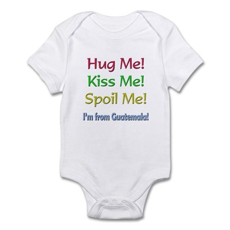 Spoil Me! Infant Bodysuit