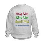 Spoil Me! Kids Sweatshirt