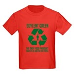 Strk3 Soylent Green Kids Dark T-Shirt