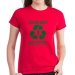 Strk3 Soylent Green Women's Dark T-Shirt