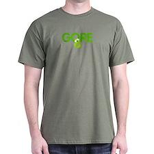 Gore 08 Military Green Tee