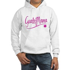 GuateMama Text Hooded Sweatshirt