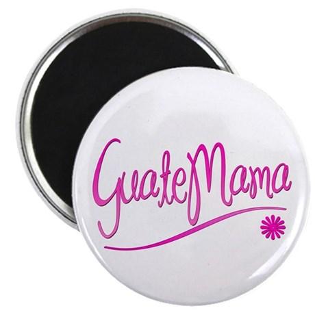 GuateMama Text Magnet