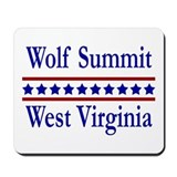 Wolf Summit WV Mousepad