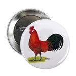 buttercup Rooster Button