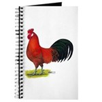 buttercup Rooster Journal