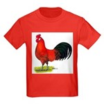 buttercup Rooster Kids Dark T-Shirt