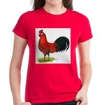 buttercup Rooster Women's Dark T-Shirt