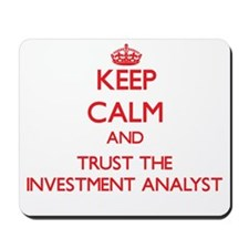 Keep Calm and Trust the Investment Analyst Mousepa
