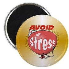 Cute Stress Magnet
