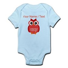 Custom Red Owl Body Suit