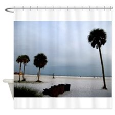 Siesta Keys Beach Shower Curtain