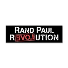 Rand Paul Revolution Car Magnet 10 x 3