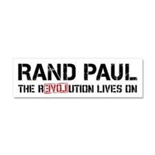 Rand Paul Car Magnet 10 x 3