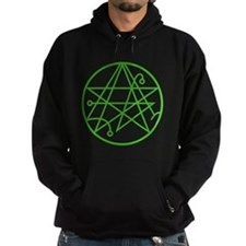 Cthulhu - Sigil of the Gateway Hoody