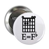 "Unique Jazz graphics 2.25"" Button (100 pack)"