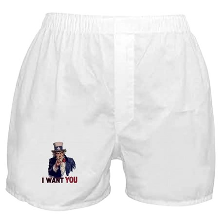 Uncle Sam Boxer Shorts