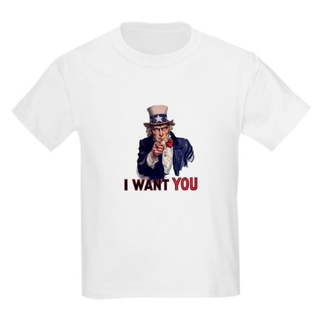 Uncle Sam t-shirt Kids Light T-Shirt