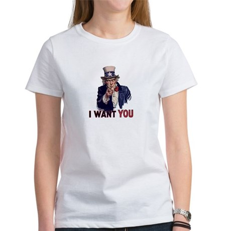 Uncle Sam t-shirt Women's T-Shirt