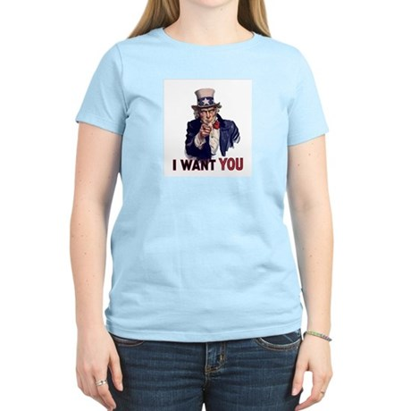 Uncle Sam t-shirt Women's Light T-Shirt