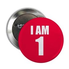 "Frazz I Am One 2.25"" Button"