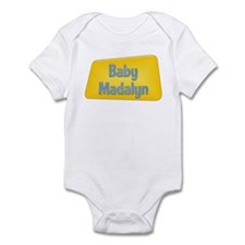 Baby Madalyn Infant Bodysuit