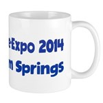 Bate-Expo 2014 Palm Springs Mugs