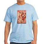 all hail robot nixon Light T-Shirt