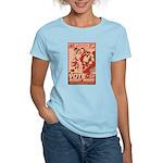 all hail robot nixon Women's Light T-Shirt
